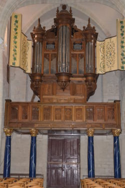 L'orgue du 17e siècle