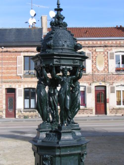 Fontaine Walace