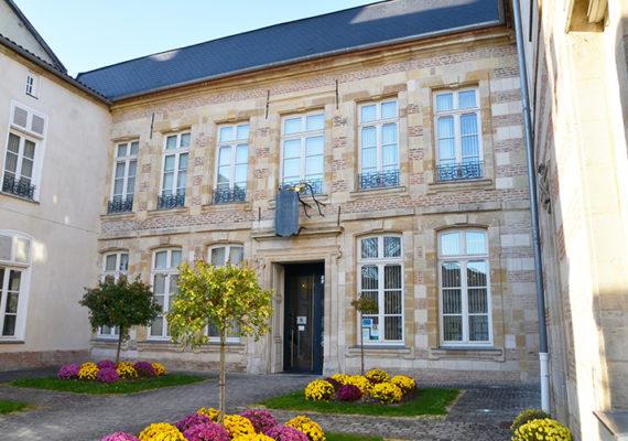 Office de Tourisme, Musée, Médiathèque, Cyberespace