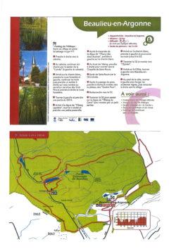 circuit beaulieu VTT 23 km