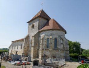 église de Dommartin sous Hans