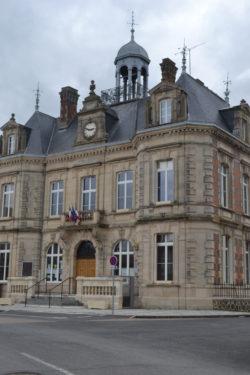 mairie Neuville au Pont